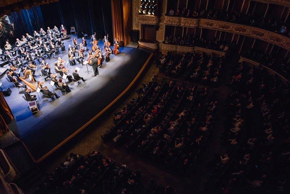 """Концерт из цикла """"Великая классика"""": Симфония №5 Густава Малера"""
