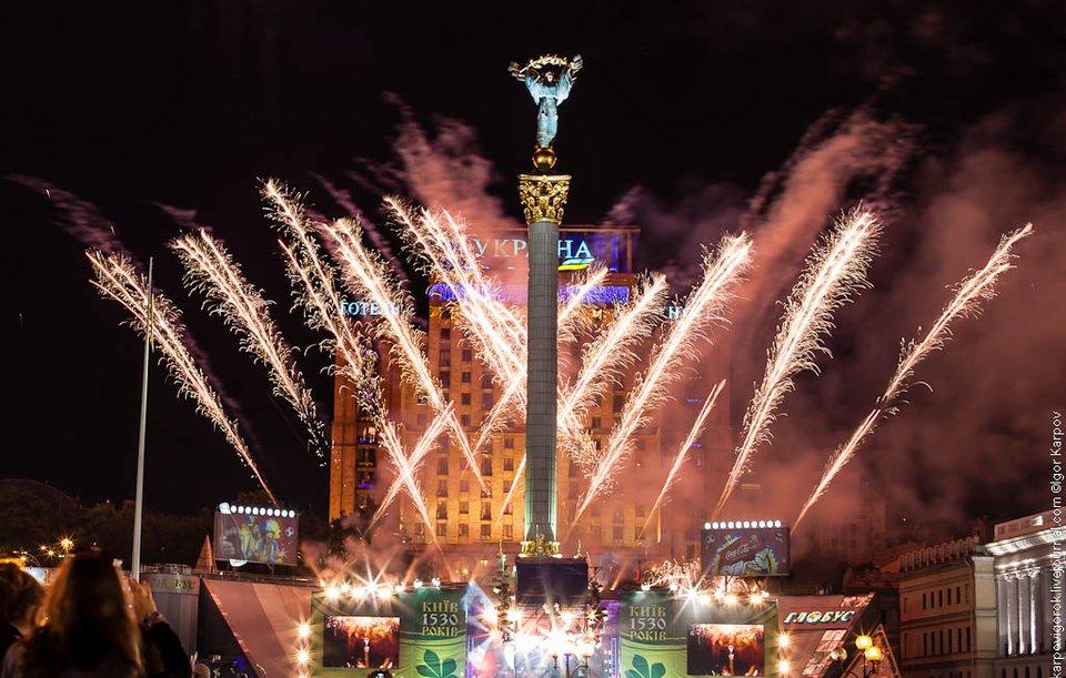 День Киева 2017: как будем праздновать (программа мероприятий)