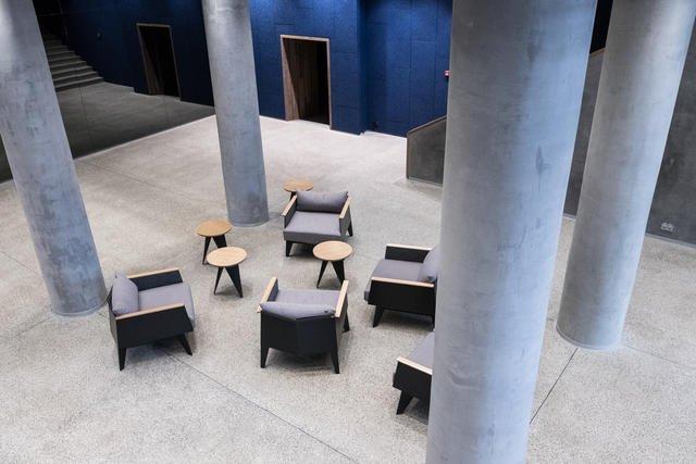 Театр на Подоле показал свое новое помещение изнутри (ФОТО)