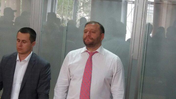 Печерский суд избрал для Добкина меру пресечения: арест с залогом 50 млн гривен