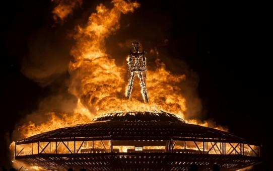 на Спивочем поле покажут огненный орган
