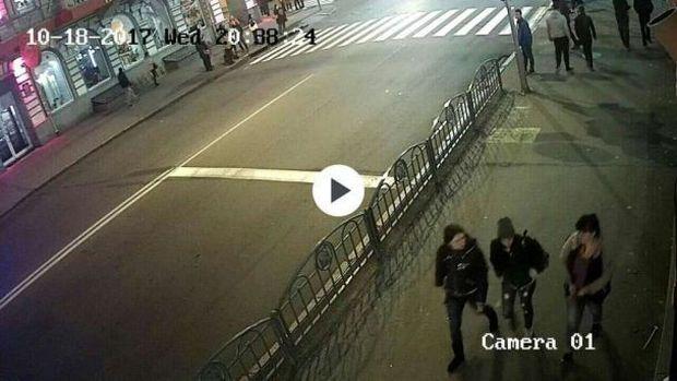 Опубликовано фото с камер наблюдения, на которых видно момент аварии в Харькове
