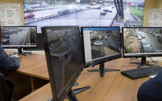 На въездах в Киев будут установлены камеры видеонаблюдения