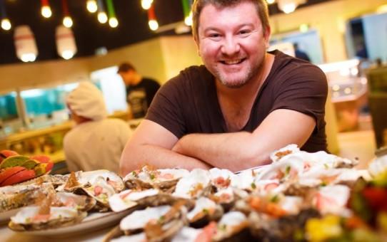 Украинский ресторатор Дмитрий Борисов открыл ресторан «Канапа» в Варшаве и нацелился на Берлин