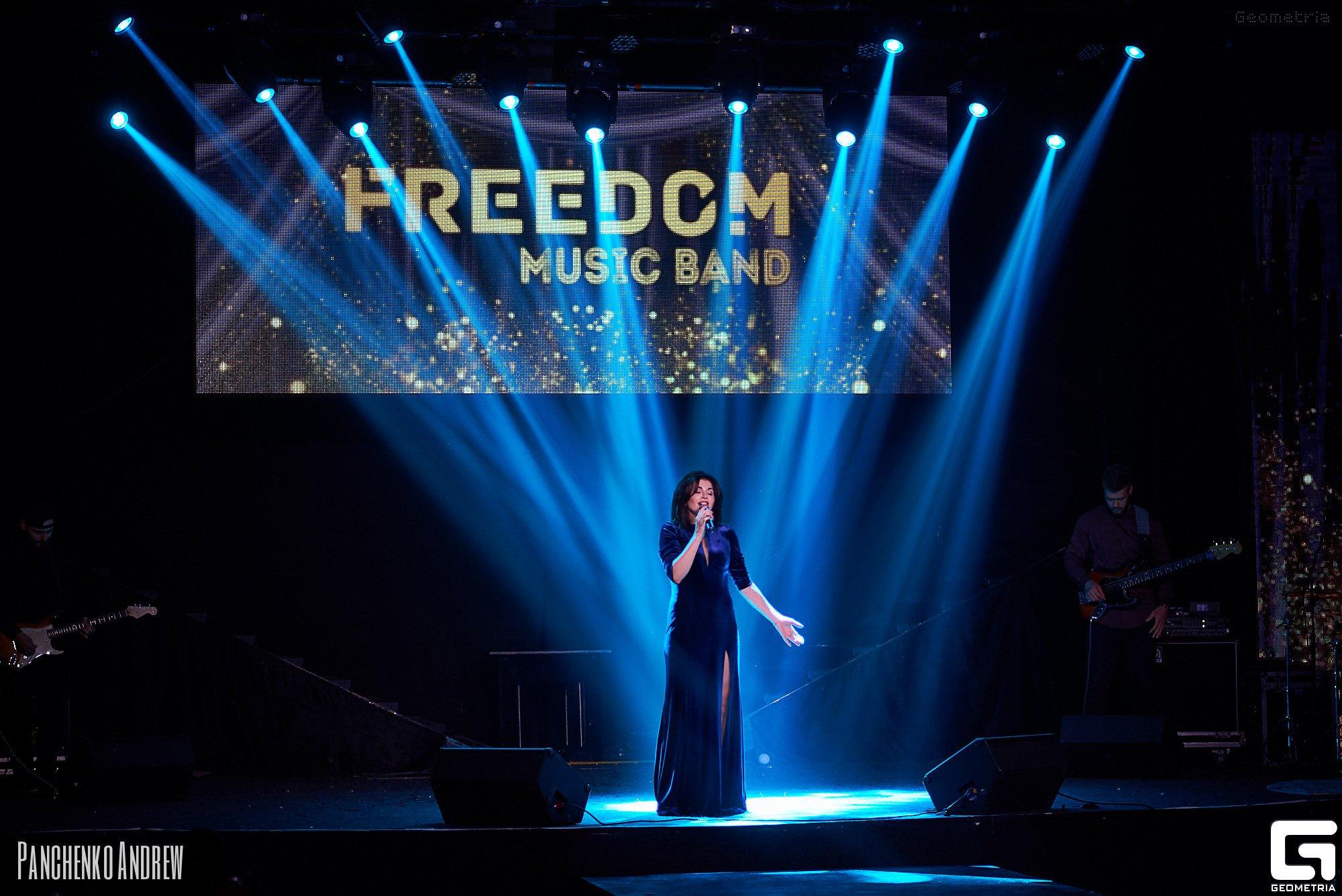 Представляем Вашему вниманию первое в Украине диннер-шоу «Hotel Freedom»!