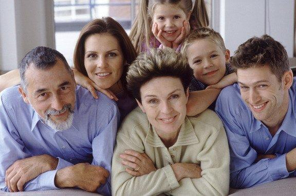 Договоритесь с семьей