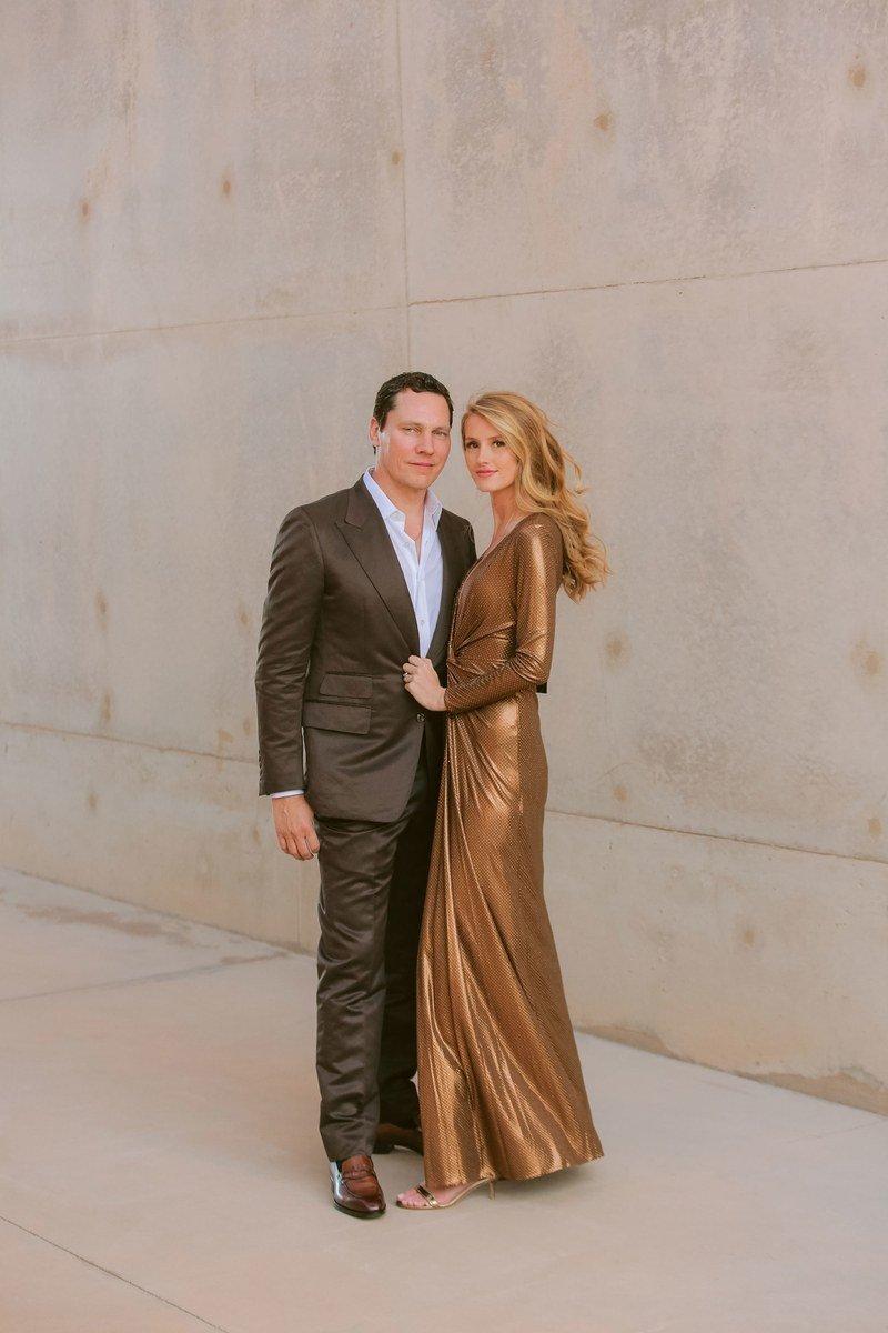 Диджей Тиесто женился на модели: подробности