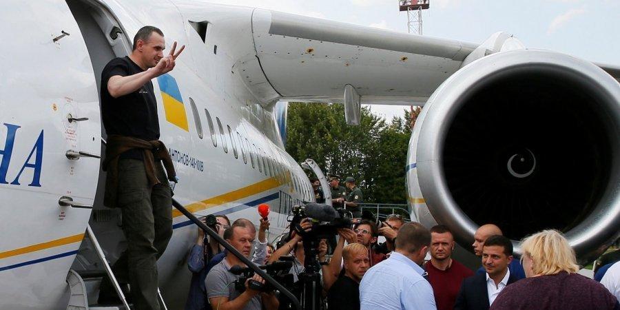 обмен пленными Украина 2019