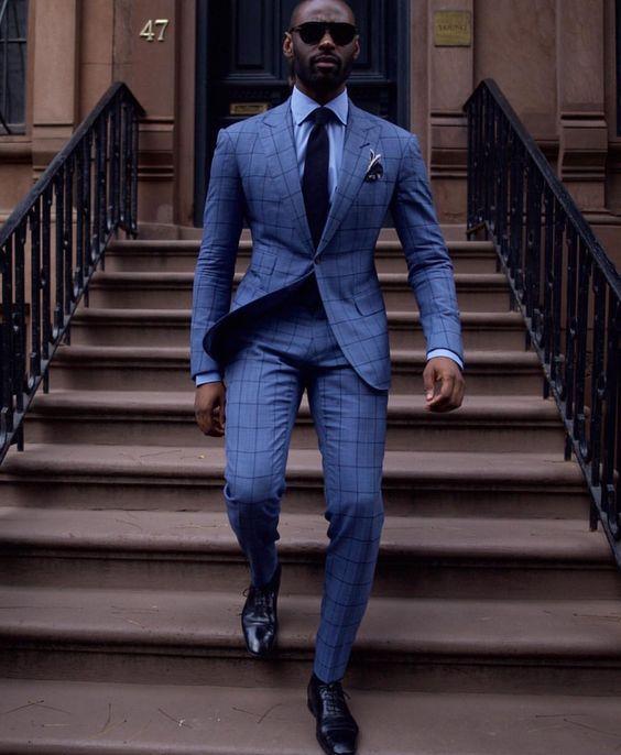 Топ-5 ошибок мужчин при ношении галстука от Персонального стилиста Ольги Чайки