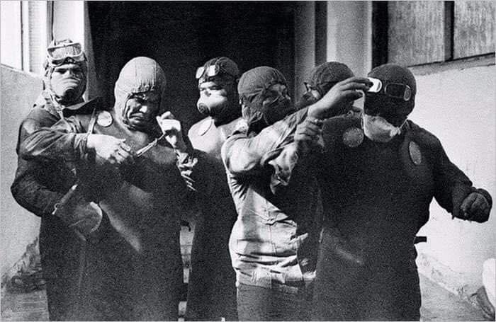 Герои Чернобыля - история людей которые спасли миллионы